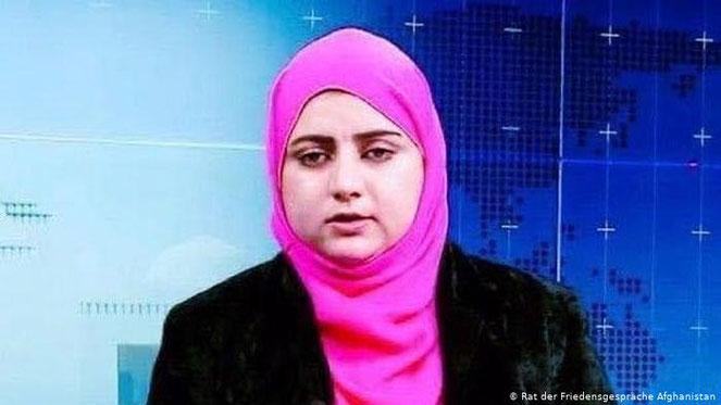 ملاله میوند گزارشگر ننگرهاری یکی از قربانیان تنور و ترقی در افغانستان