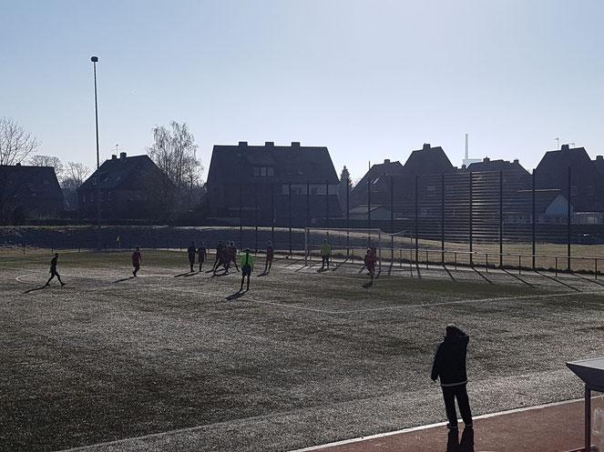 Heimspiel gegen Firtinaspor