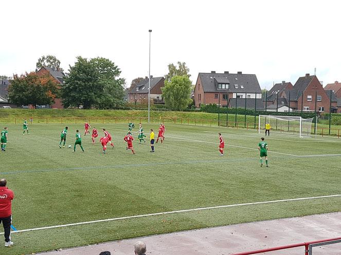 Knapper Sieg gegen SV Sodingen