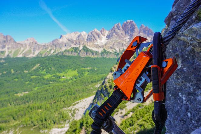 Klettersteig Ybbstaler Alpen : Klettersteige lustaufbergs webseite