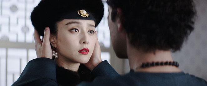 Fan Bingbing, très connue en Chine, interprète le rôle de l'impératrice (©Evergrande Pictures/Rezo Films).