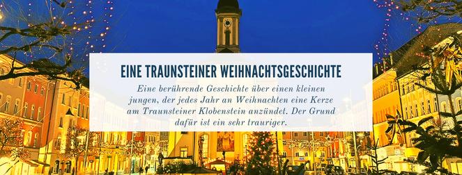 Traunsteiner Weihnachtsgeschichte
