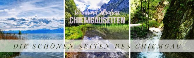 Der Chiemgau in Geschichten, Bücher und Bilder