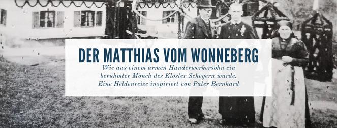 Kurzgeschichte Bernhard Walcher Wonneberg