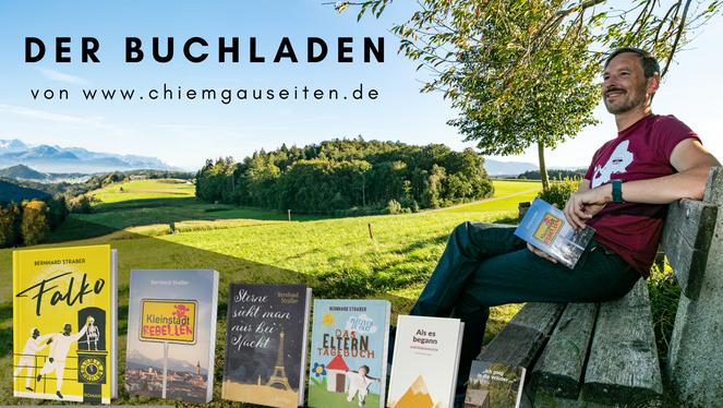 Buchladen Traunstein Chiemgau