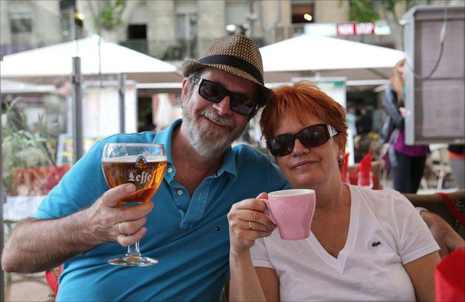 Maj 2014 - Avignon / Francja