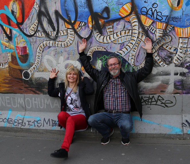 Maj 2015 - spotkanie z Monika / Berlin