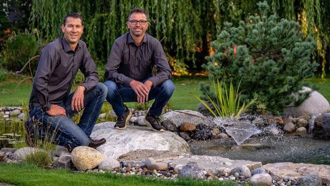 Geschäftsinhaber Dürig Gärten