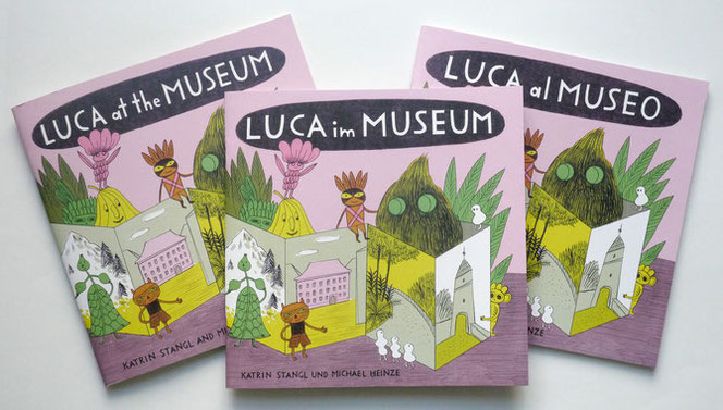 LUCA IM MUSEUM – out now! März 2016