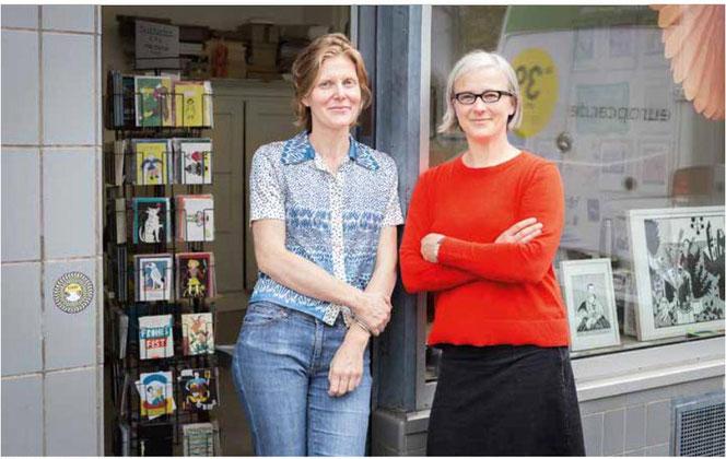 Atelier Heike Herold & Katrin Stangl - Illustrationen in Köln und online kaufen