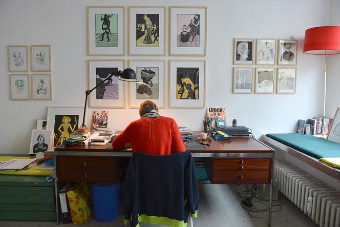 Atelier Heike Herold & Katrin Stangl - Illustrationen kaufen