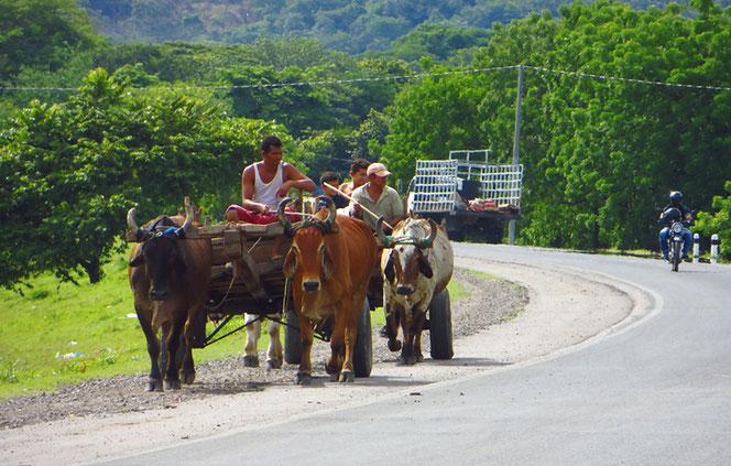 Nicaragua gehört zu den ärmsten Ländern Mittelamerikas. Das Pro-Kopf-Einkommen betrug 2016 ca. 2'150 Dollar.