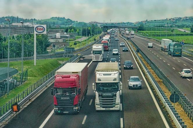 Autobahn - Foto Pixabay