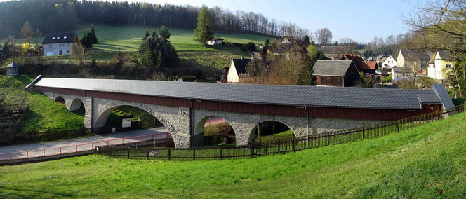 Die Wasserbaubrücke 2017