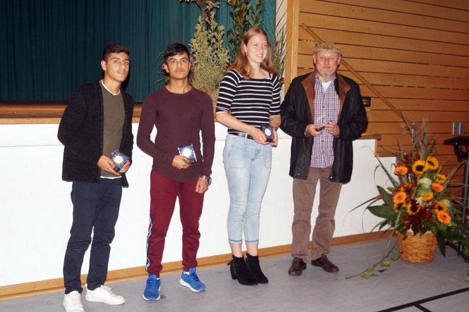 Ehrenabend Bad Schönborn in der Ohrenberghalle 2019 (Foto: Claudia Maciejewski)