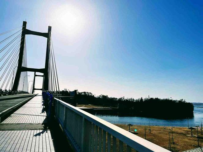 相馬市 松川浦大橋