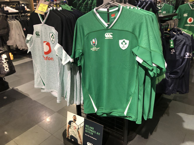アイルランド ラグビー ワールドカップ