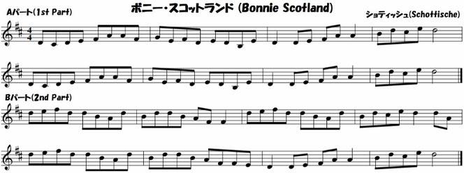 ケルト音楽 バイオリン 楽譜