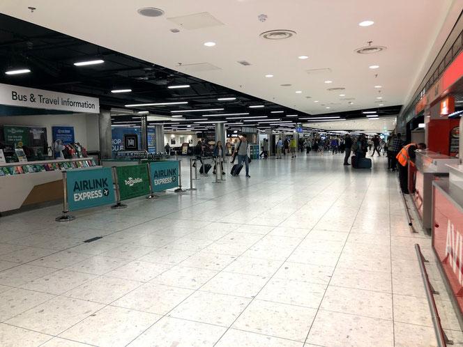 アイルランド 観光 旅行 ダブリン空港