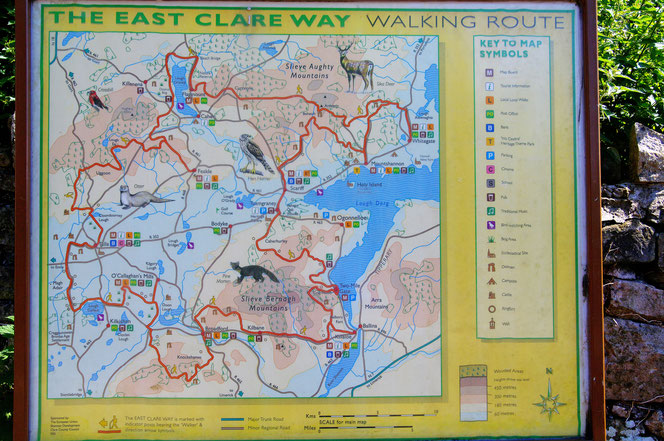 East Clare Way Feakle