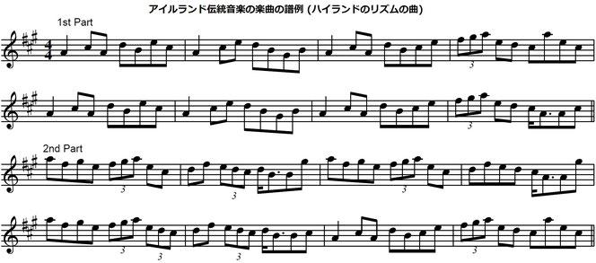 ケルト音楽 ヴァイオリン