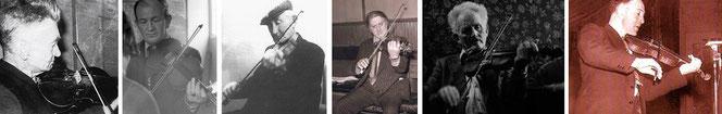アイリッシュ ケルト バイオリン フィドル奏者