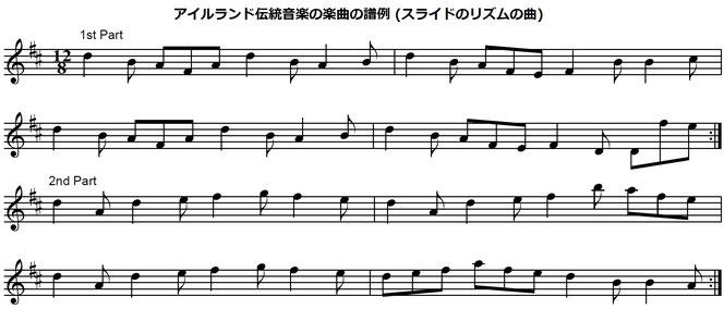 アイリッシュ音楽 フィドル ヴァイオリン