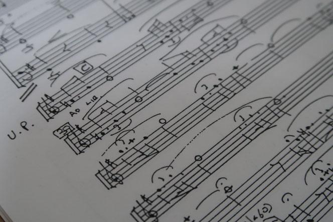 イリアン・パイプス 楽譜