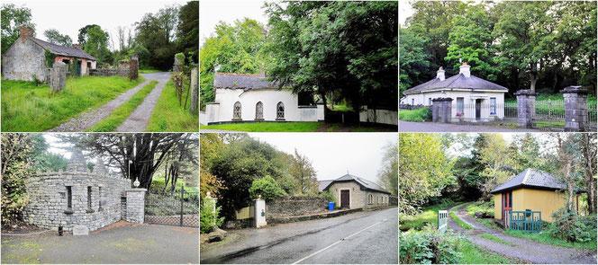 アイルランド 田舎 ゲートハウス
