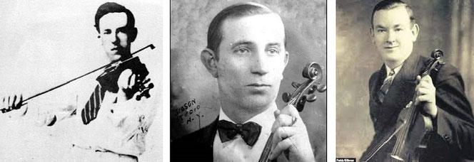 アイリッシュ音楽 バイオリン フィドル奏者 有名