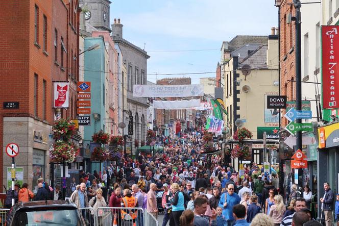 アイルランド アイリッシュ音楽 フェスティバル