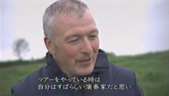 アイルランド音楽 テレビ