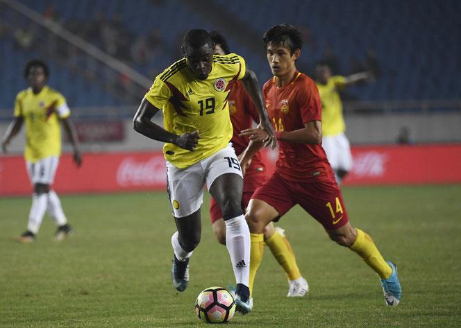 Duvan Zapata a récemment  marqué des points pour faire partie de l'aventure, lors de la fin des Eliminatoires comme lors de la tournée asiatique ; l'attaquant de la Sampdoria s'affirme comme une réelle option aux côtés de Falcao