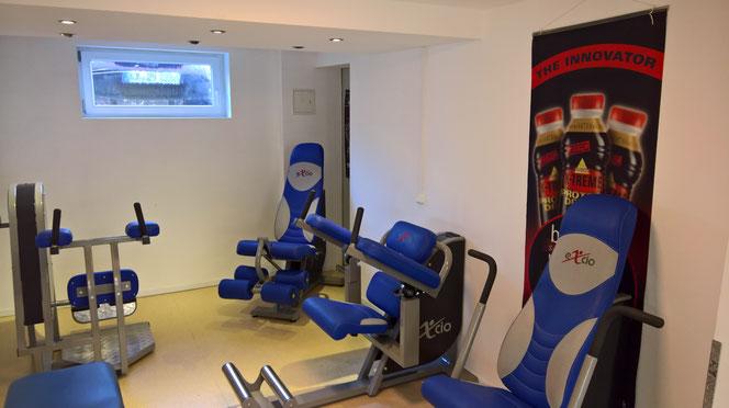 Excio-Geräte, Excio, hydraulisches Zirkeltraining, Zirkeltraining, Rehabilitation, Rehab