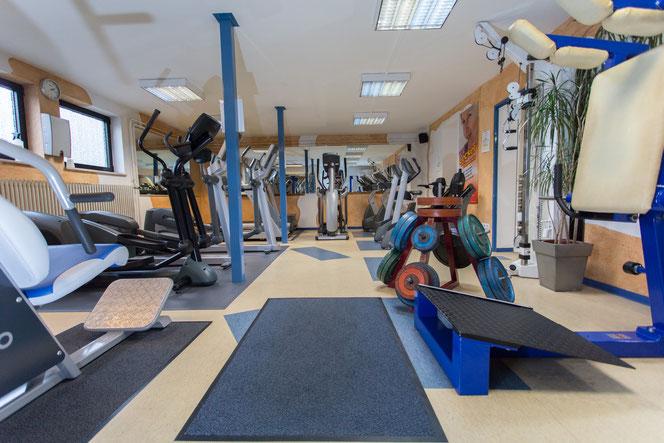 Einrichtung Fitnesstreff Hüttisch, Fitnessstudio