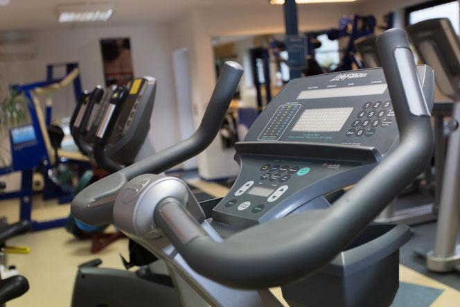 Ergometer Fitnesstreff Hüttisch, Life Fitness Ergometer, Life Fitness Bikes