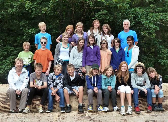 Klasse 3c, Sophie Rauch, 29. August 2011