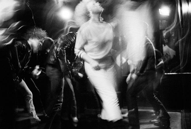 """Kalei"" Rockdisco, 80er Jahre"
