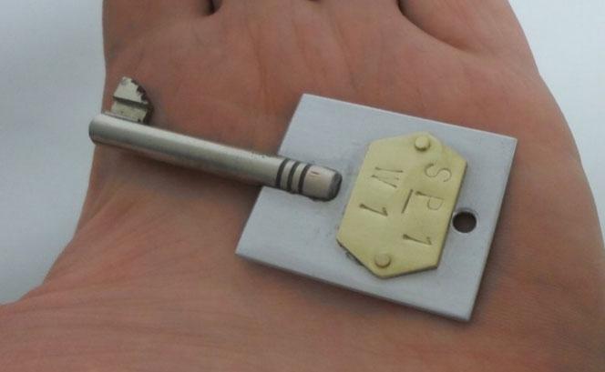Weichenschlüssel