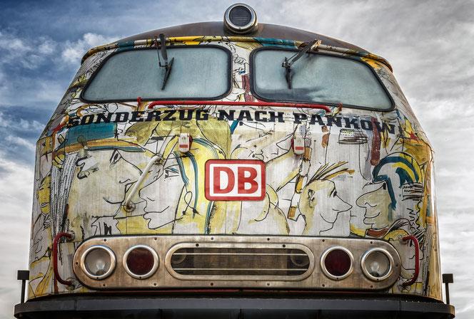 Der Sonderzug nach Pankow - ein Hit von Udo Lindenberg (Foto: Pixabay)