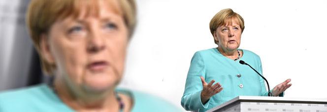 Eine Ära endet: Kanzlerin Angela Merkel (Foto: Pixabay)