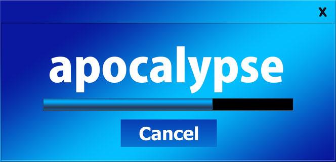 Apocalypse is loading (Foto: Pixabay)