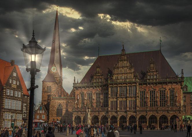 Die Stadt, dessen Name niemand aussprechen darf (Foto: analogicus/Pixabay)