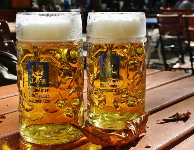 Achtung, Frauen: Ein meist starkes Gefühl von Männern ist der Bier-Durst (Foto: Pixabay)