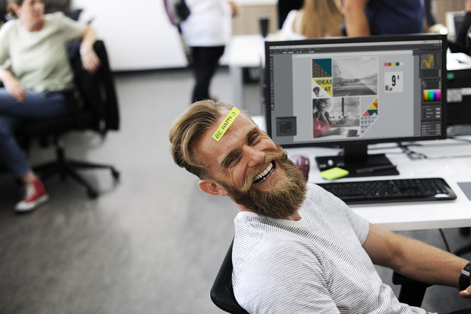 Auch Chefs sollten Sinn für Humor haben (Foto: Pixabay)