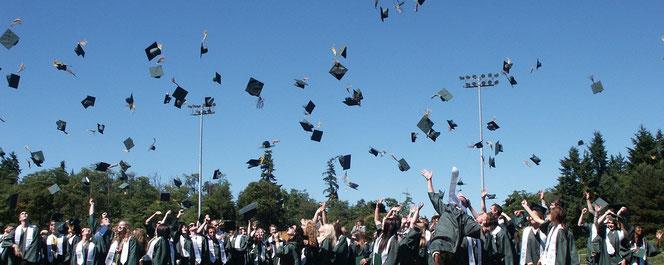 Yeah – Studenten können richtig gut abfeiern (Foto: Pixabay)