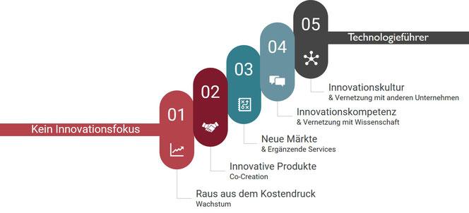 In 5 Schritten mit Innovationen profitabel wachsen