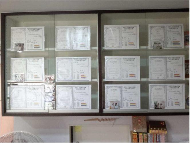 タイ語検定受験者の合格通知