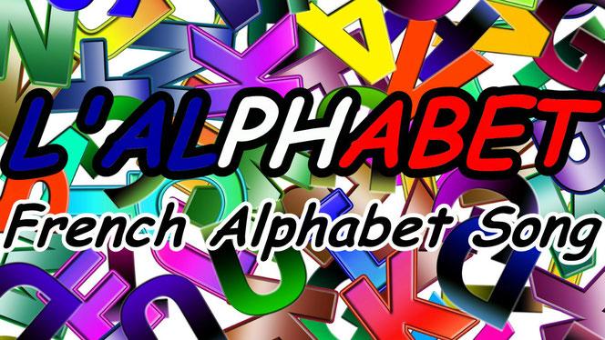 French Alphabet - L'alphabet en Francais