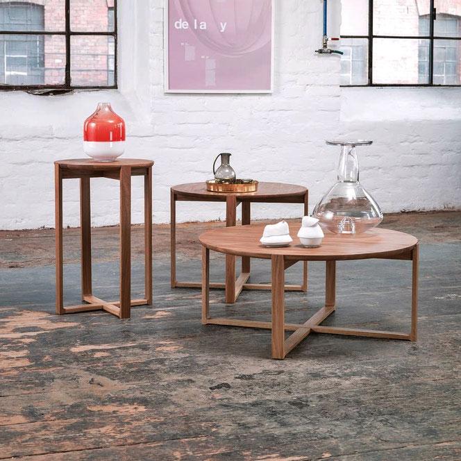 delta coffee ton beistelltisch kaufen online shop eichenholz edel minimalistischer tisch couchtisch